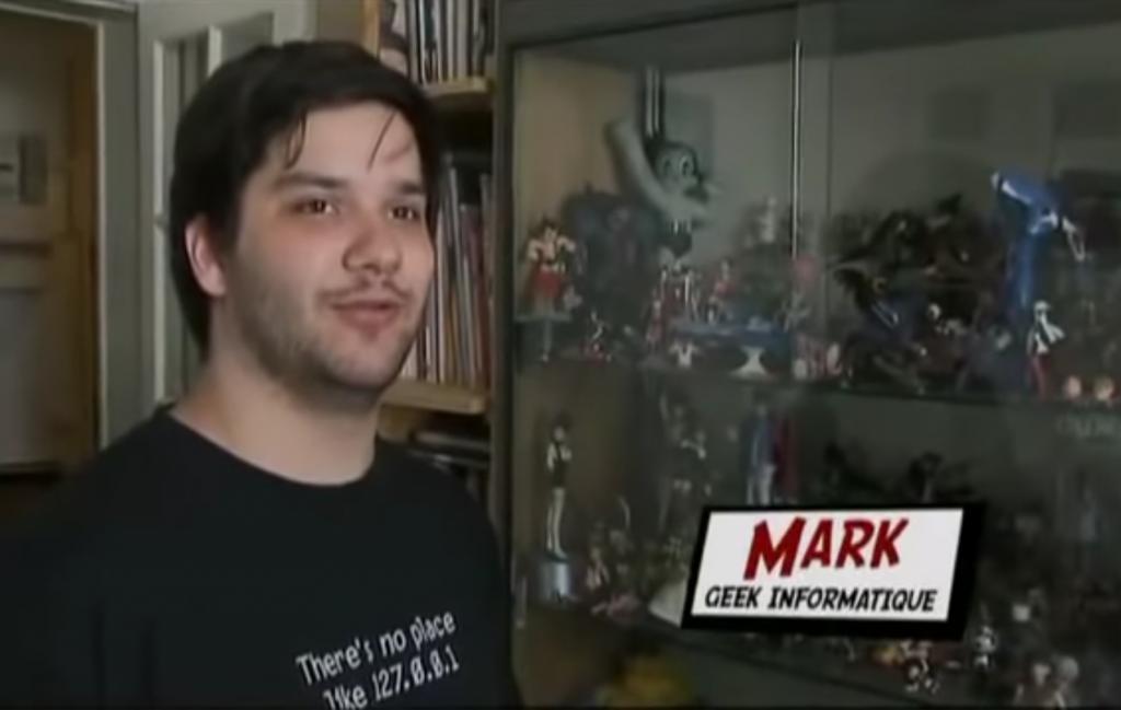 Mark en 2007