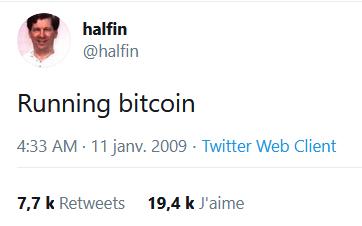 Twitter Hal Finney