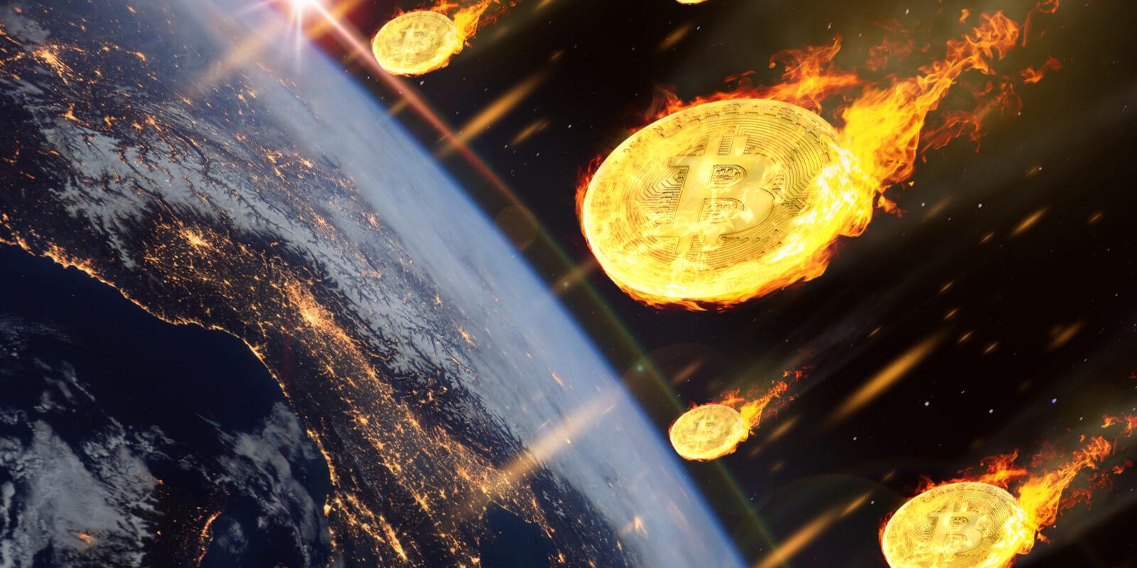 Bitcoin chute la veille du halving : vers une reprise baissière ?