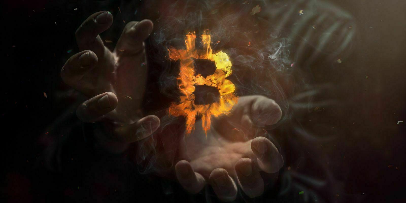 Bitcoin : le dernier bloc miné pré-halving comportait un message caché