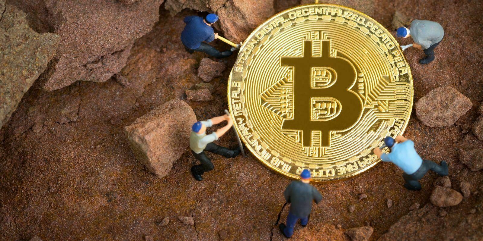 Bitcoin : la difficulté de minage se réajuste et baisse de 6%