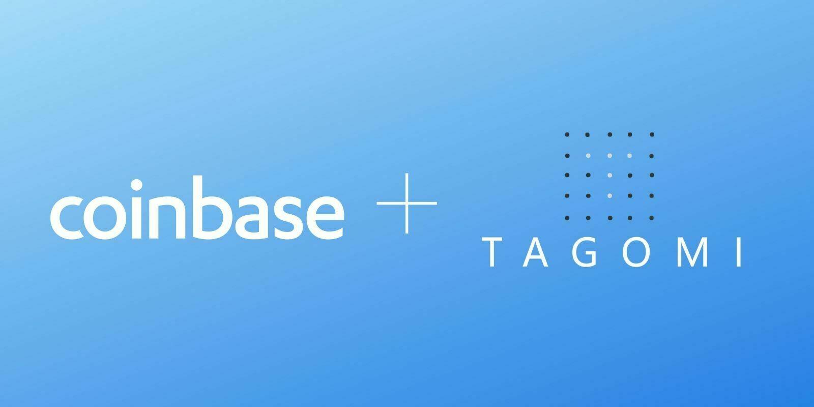 Coinbase fait l'acquisition du crypto-courtier Tagomi