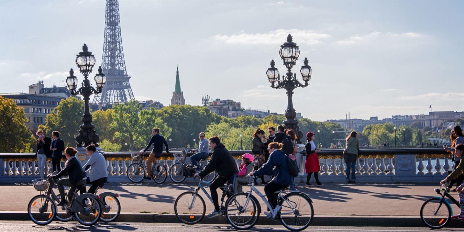 Les Français incités à faire plus de vélo... grâce à la blockchain