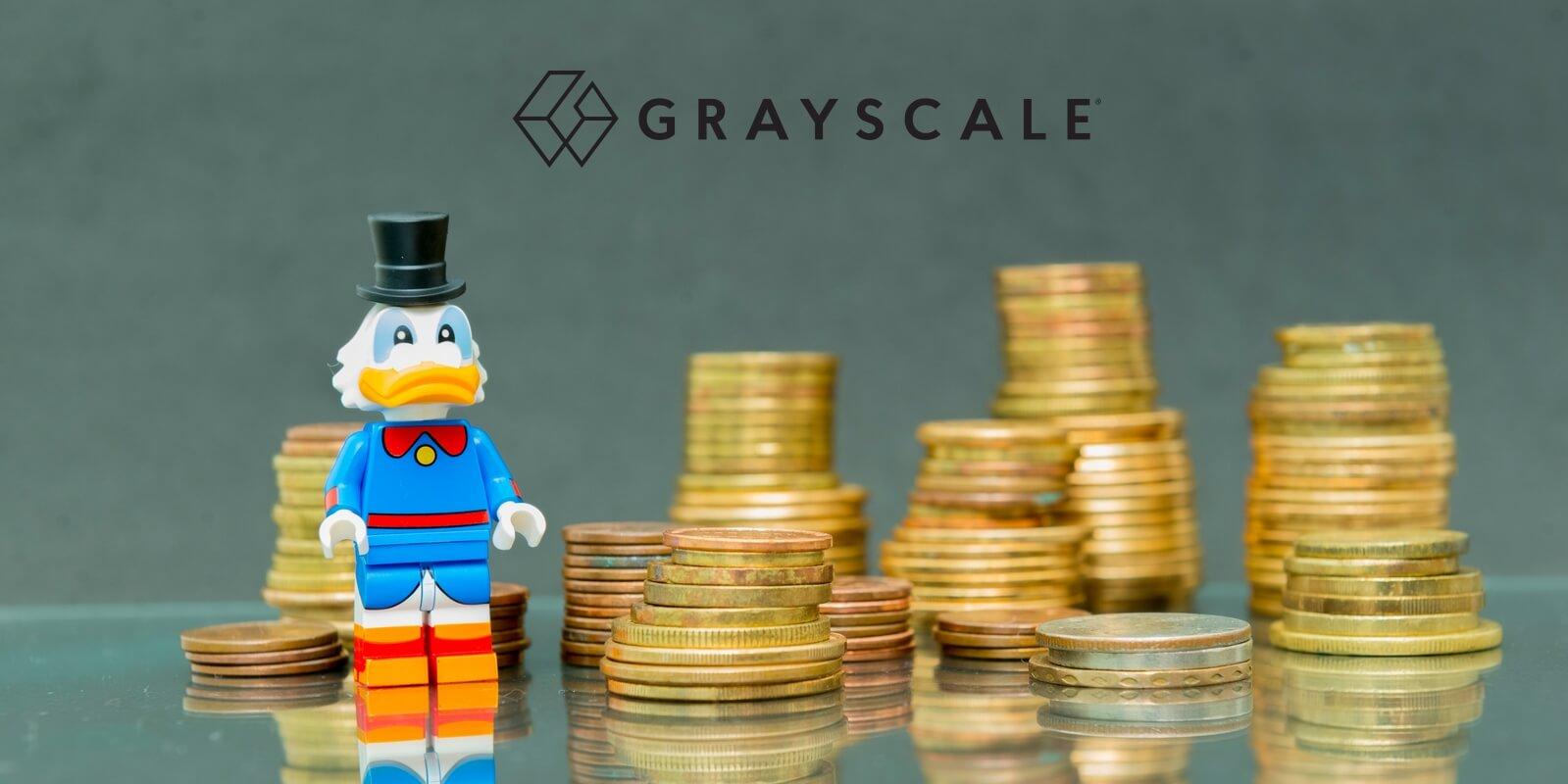 Grayscale accumule 1,5 fois les BTC produits depuis le halving