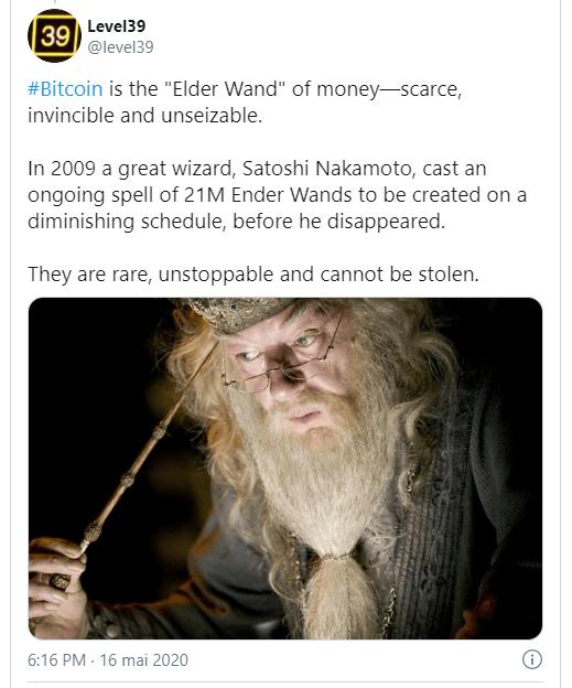 Harry Potter et le Bitcoin