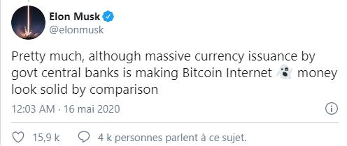 Bitcoin JK Rowling et Elon Musk