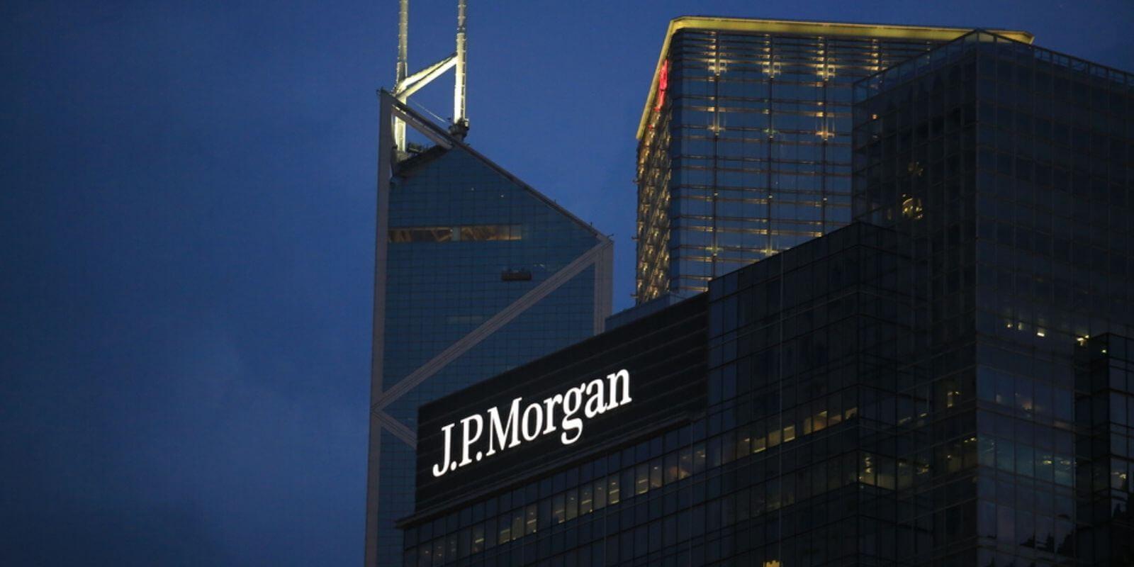 Coinbase et Gemini deviennent clients de JPMorgan