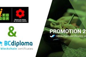 L'IFOCOP numérise et sécurise ses diplômes sur la blockchain Ethereum