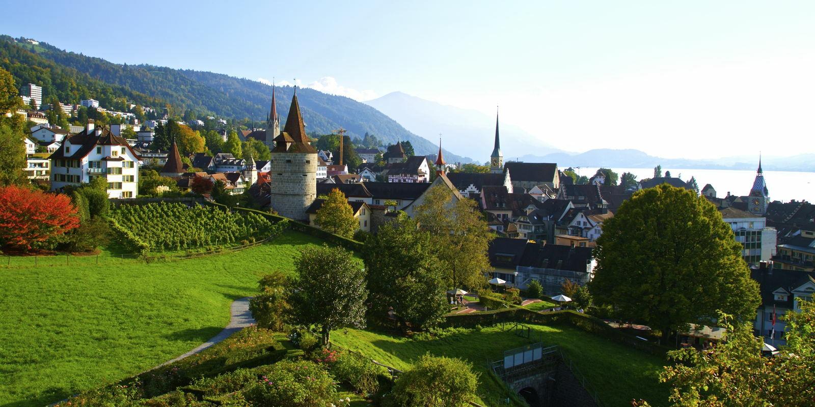 Pas de plan d'aide COVID-19 pour Zoug, la Crypto Valley suisse