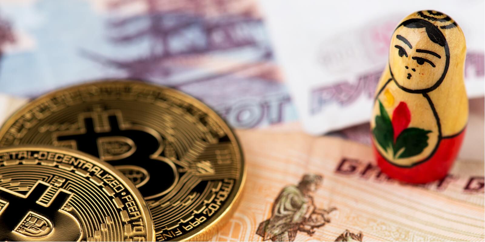 En Russie, le trading illégal de cryptos pourrait coûter jusqu'à 7 ans de prison