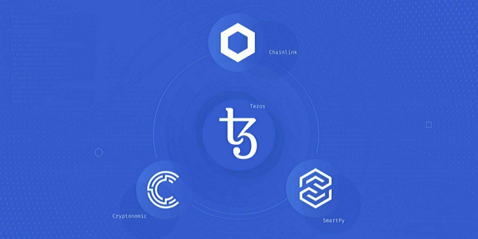 Tezos choisit les oracles de Chainlink pour alimenter ses smart contracts
