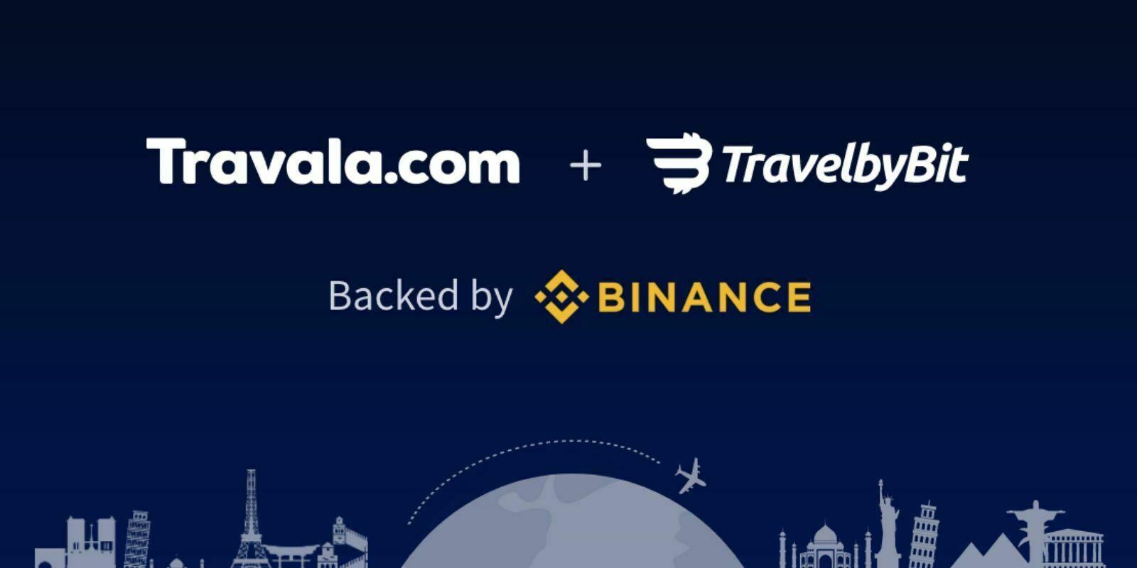 Travala fusionne avec TravelbyBit, une startup financée par Binance