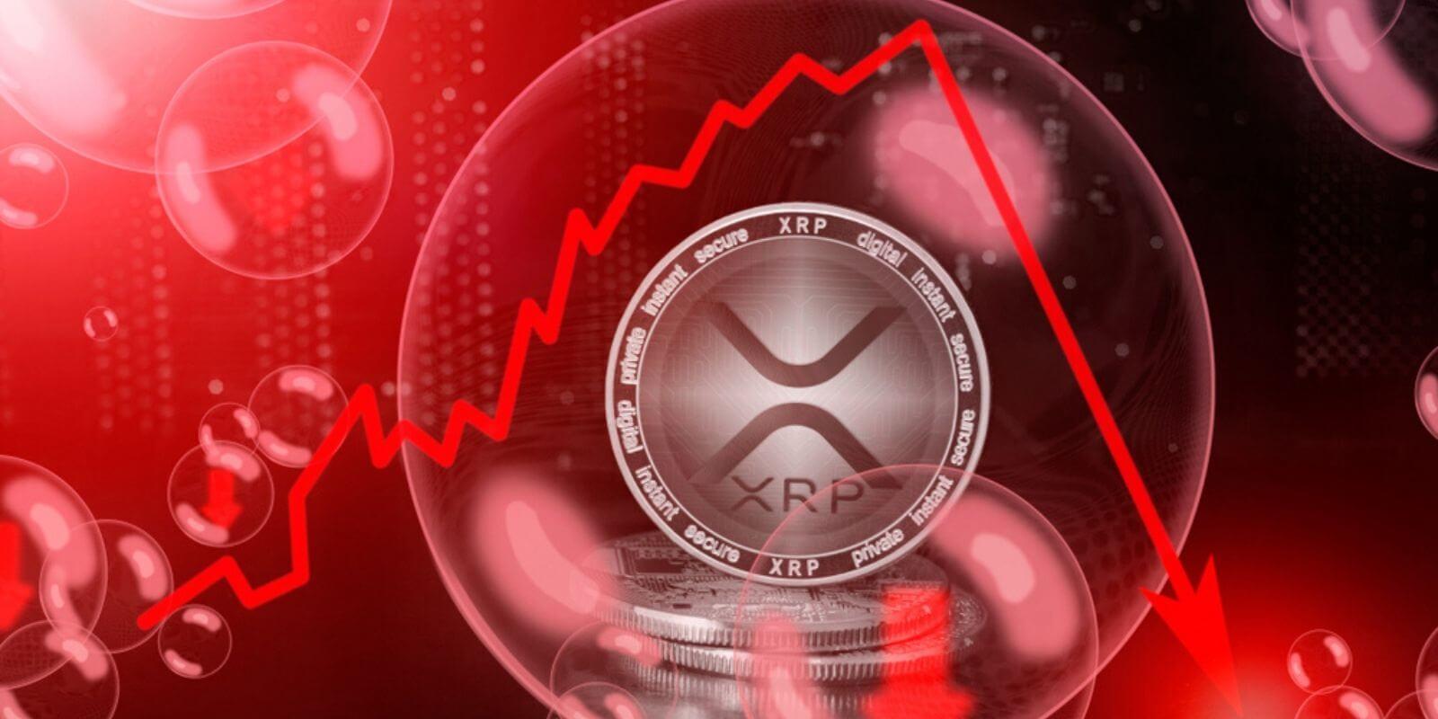 Chute du XRP: pas de répit en vue selon plusieurs analyses