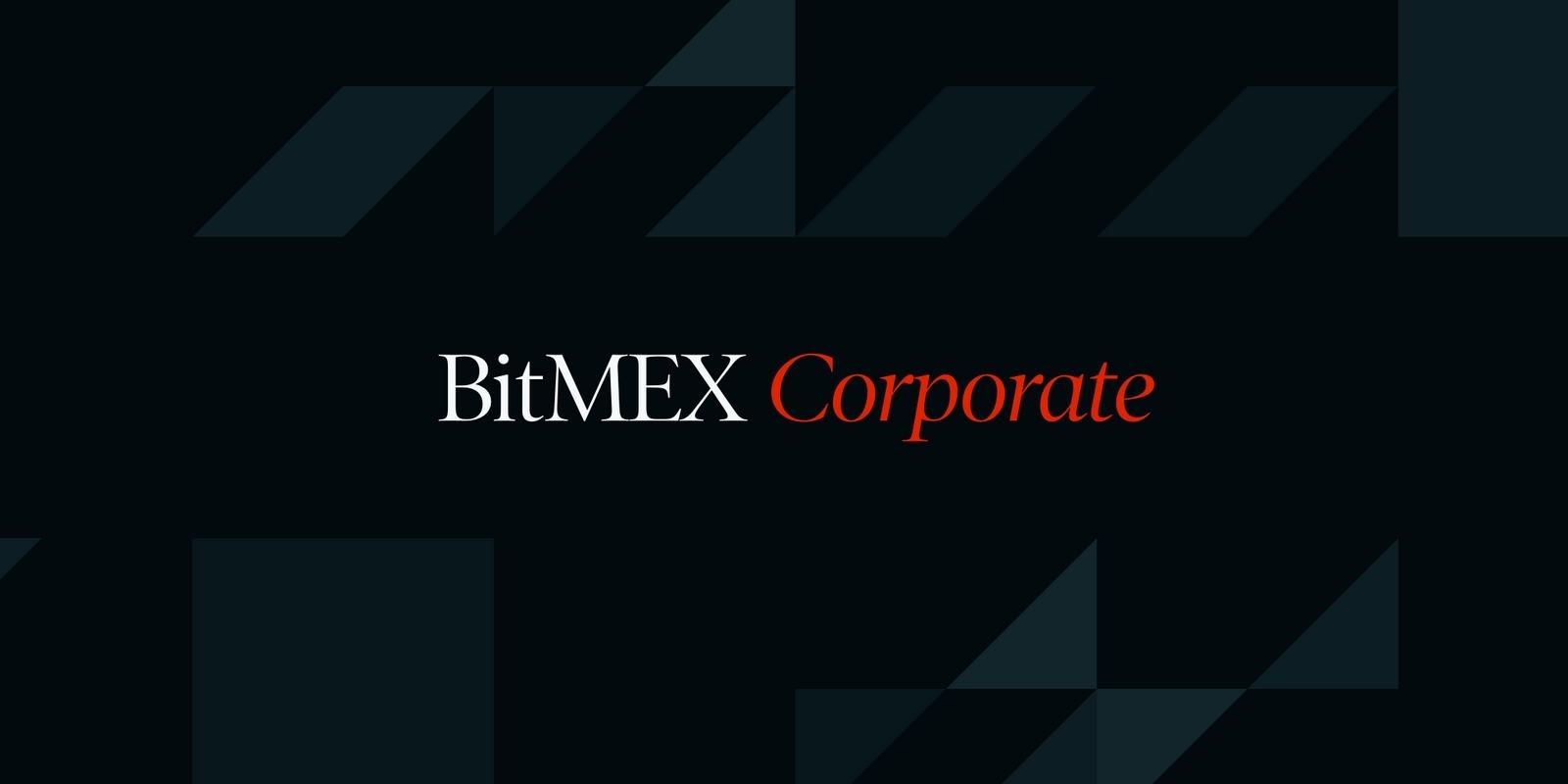 BitMEX lance une série d'outils destinés aux entreprises