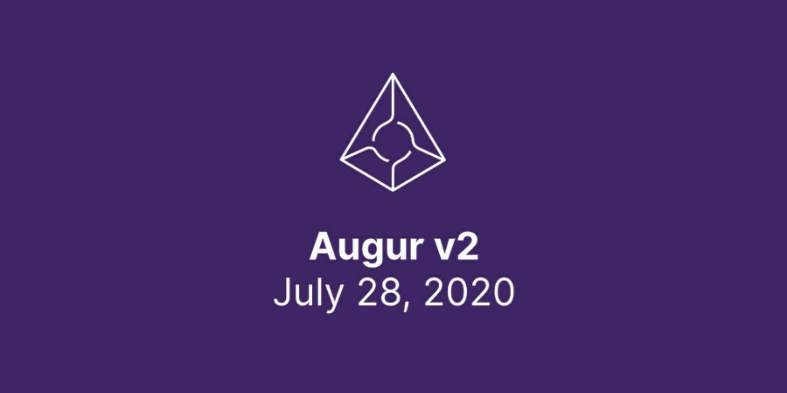 Augur (REP) déploiera une nouvelle version de son protocole le 28 juillet