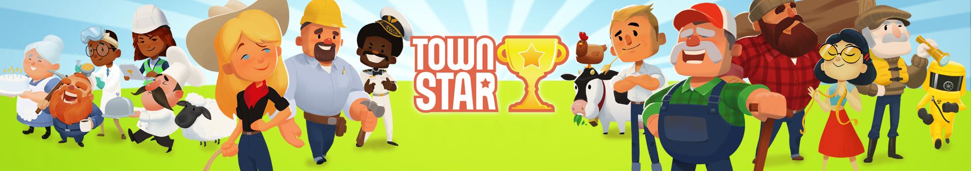 Town Star banniere