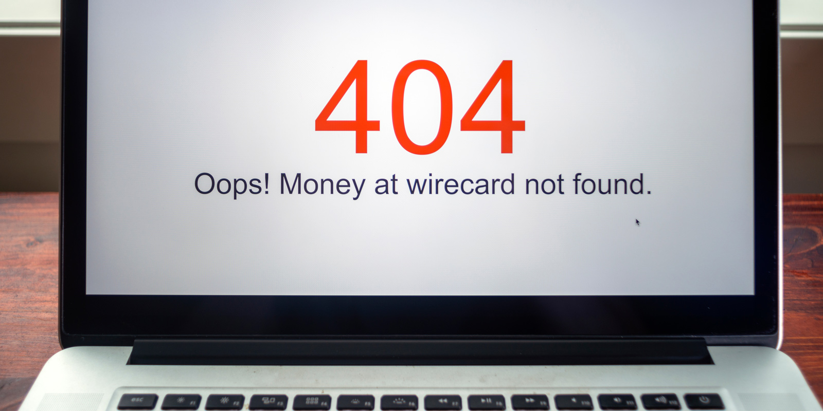 Wirecard UK file à l'anglaise et laisse Crypto.com sur le carreau