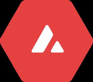 Logo AVAX