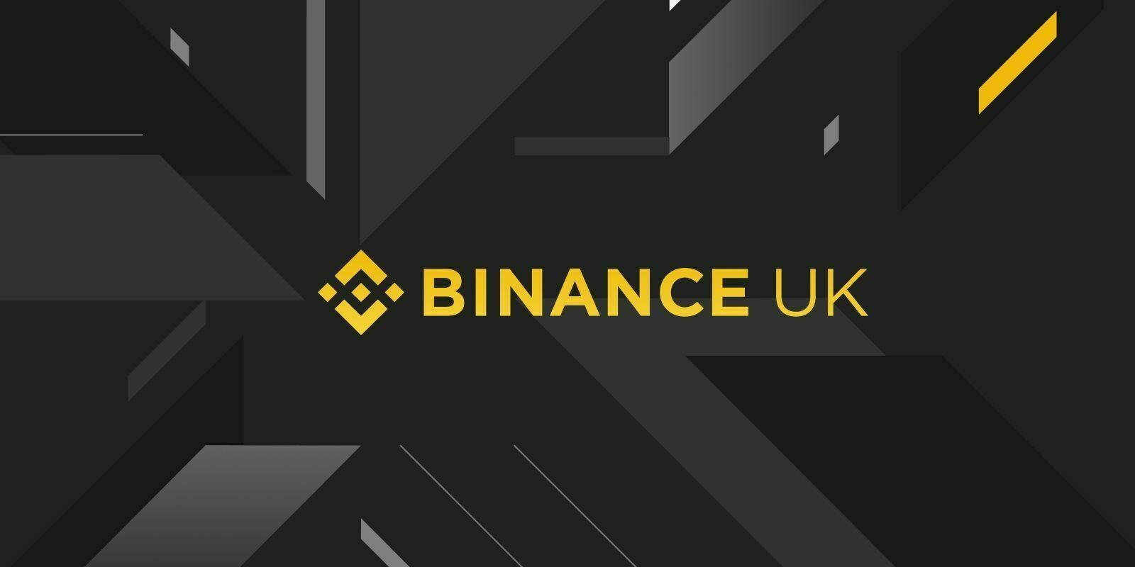 Binance lance un exchange réglementé par la FCA pour le Royaume-Uni