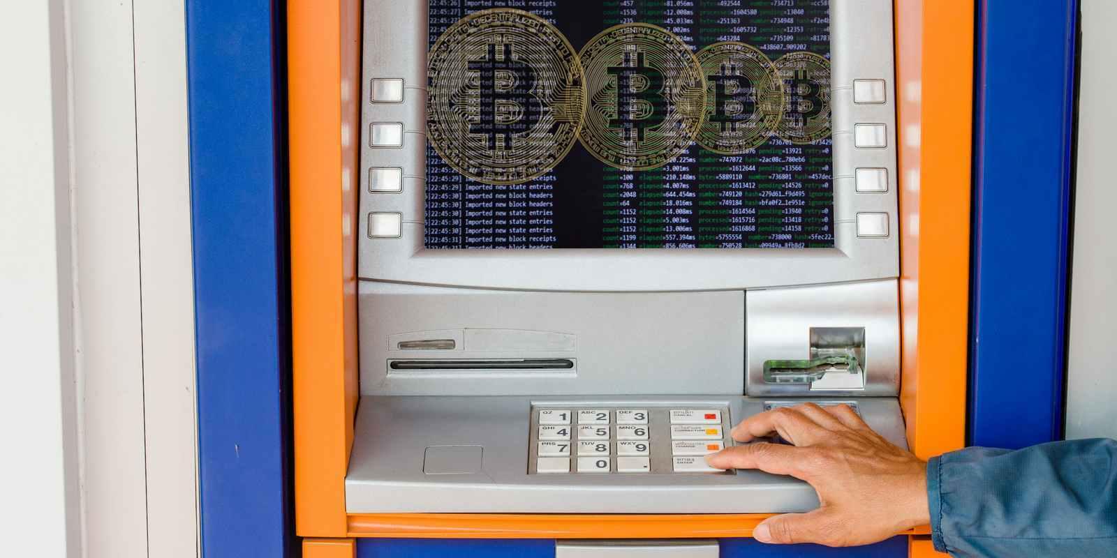 Ciphertrace: les distributeurs à Bitcoin seraient utilisés pour blanchir des fonds
