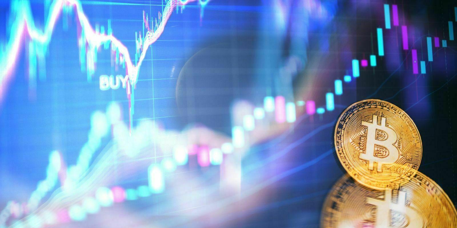 Bitcoin et altcoins pointent vers le bas mais les supports résistent