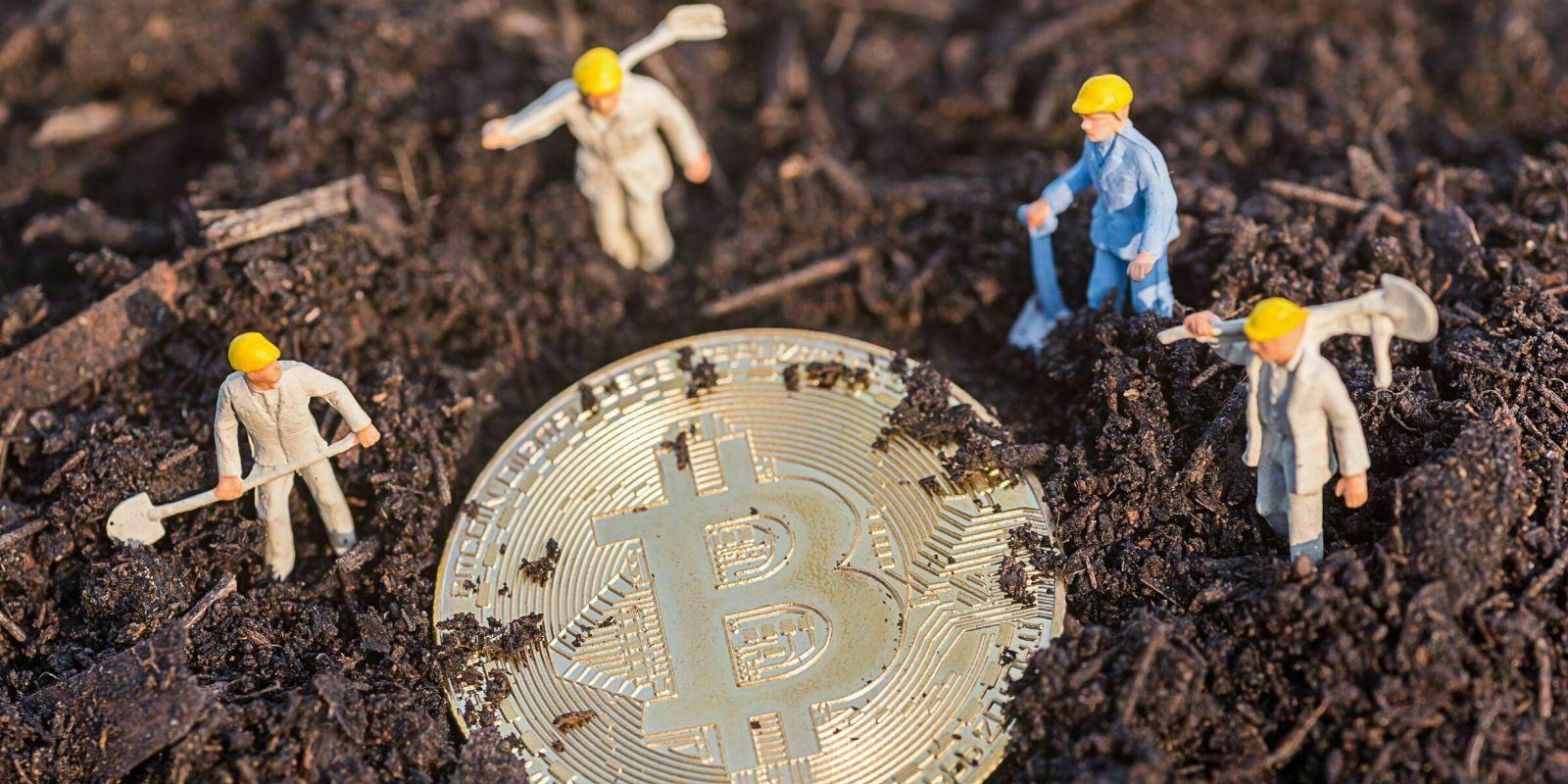 La difficulté de mining du Bitcoin (BTC) s'ajuste et baisse de 9,29%