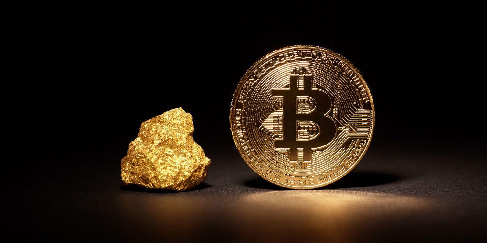 CoinMetrics: la corrélation entre le Bitcoin et l'or est au plus haut depuis début 2020