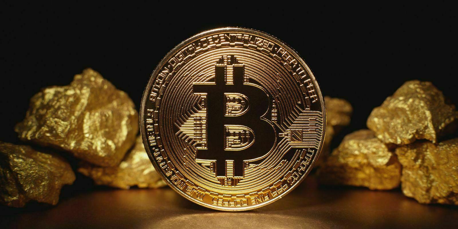 Le bitcoin est-il une meilleure valeur refuge que l'or ?