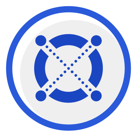 Elrond EGLD logo