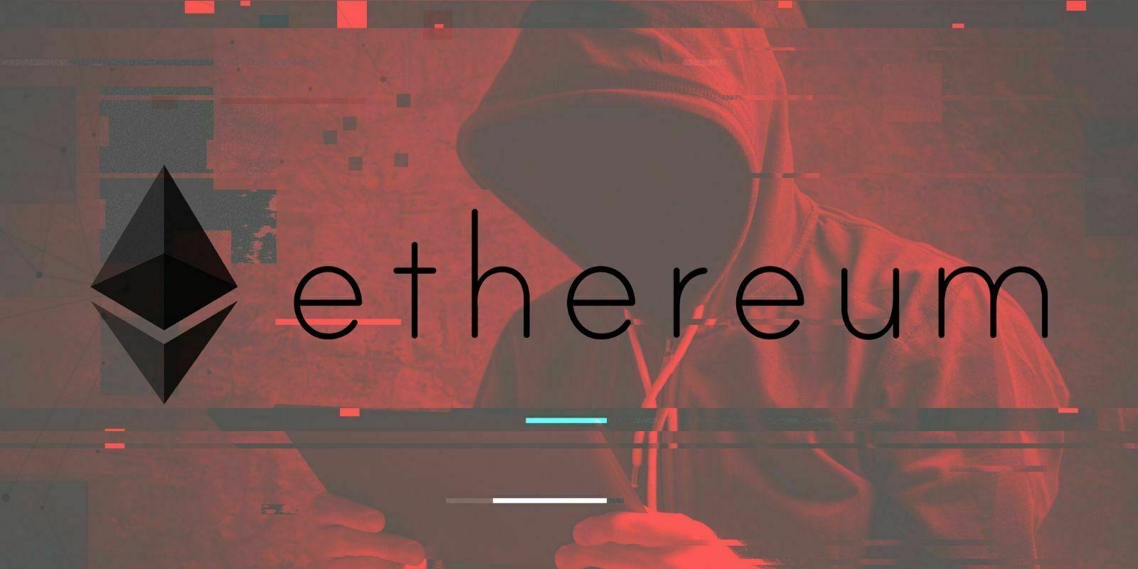 Ethereum : le chantage d'un exchange serait la cause des $5,2M de frais de transaction