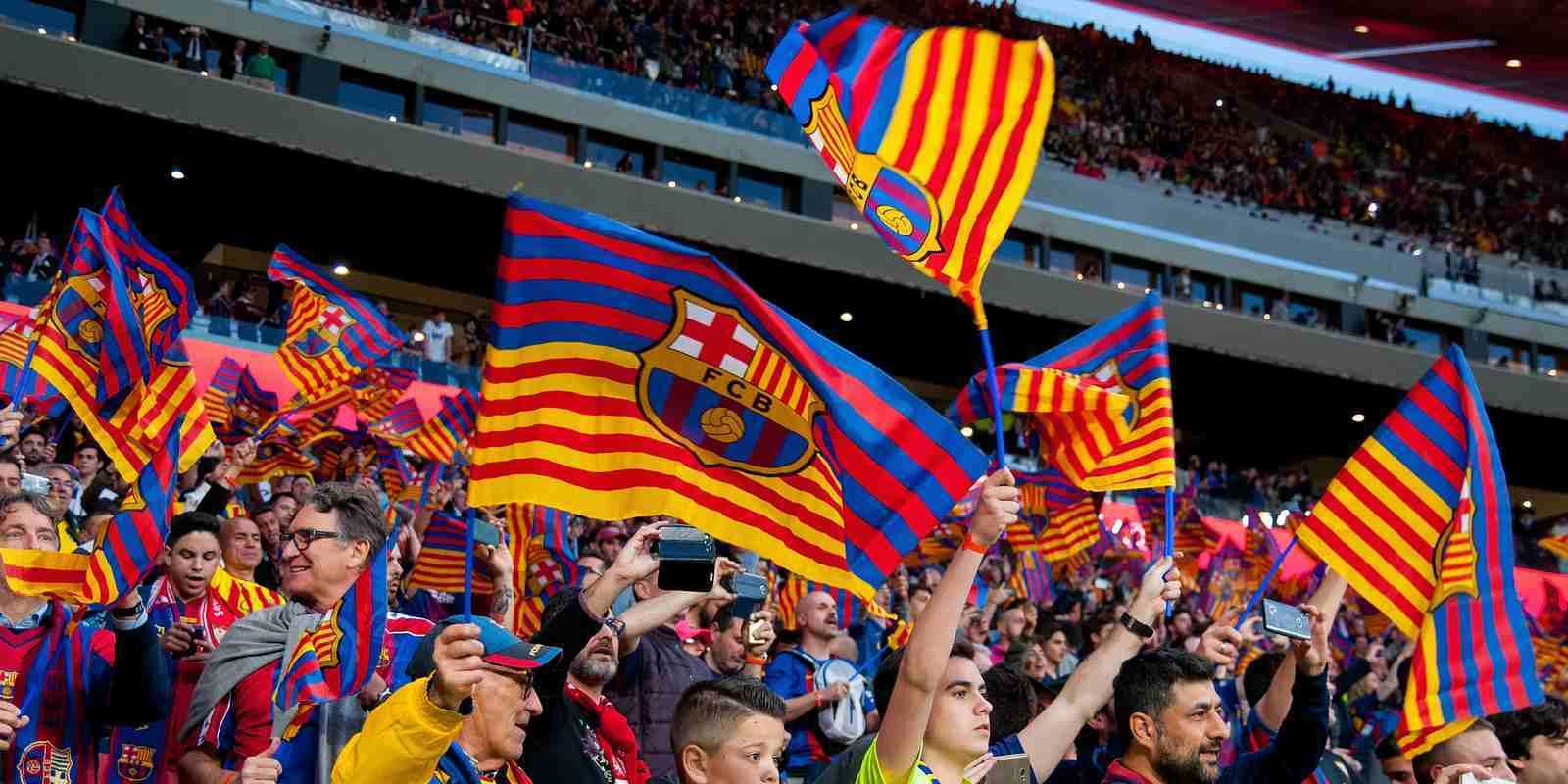 Les tokens du FC Barcelone s'écoulent en moins de deux heures