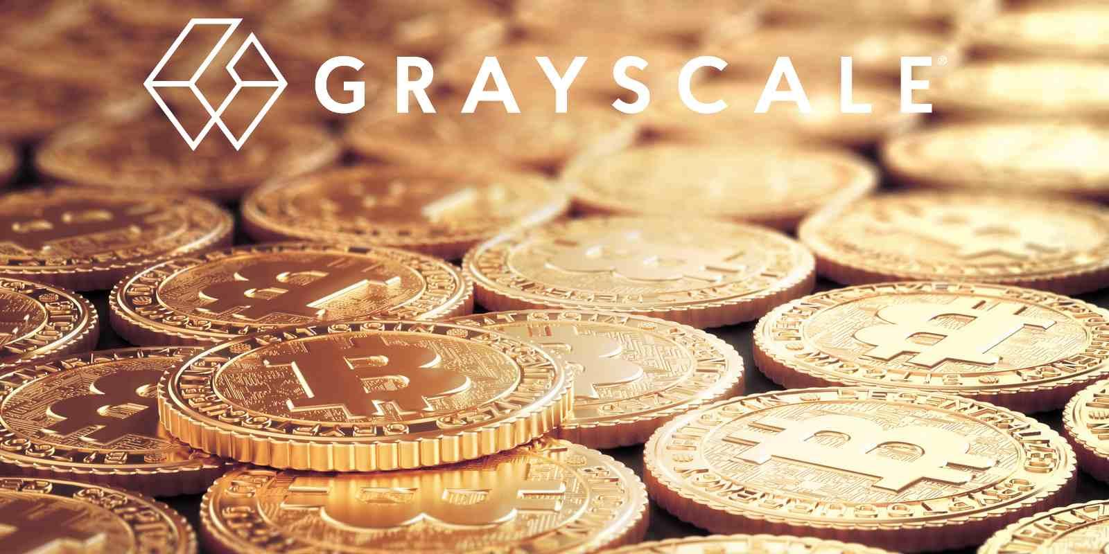 Grayscale accélère encore la cadence et rafle 280% des BTC minés