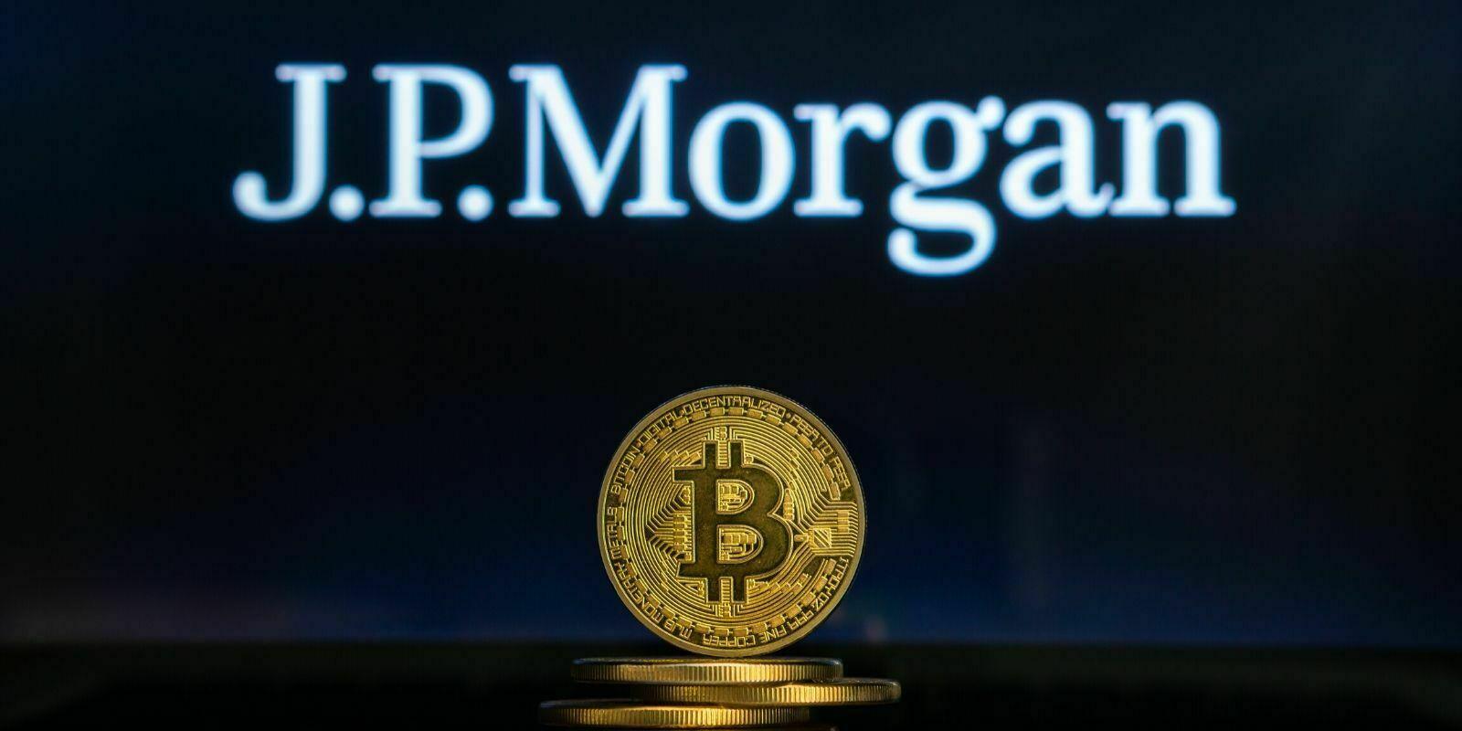 JPMorgan reconnaît la résilience du Bitcoin et le compare aux actions