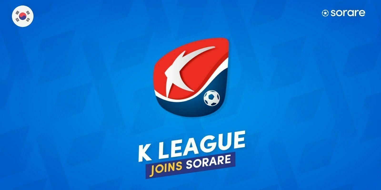 La K League rejoint Sorare, le jeu de fantasy football sous blockchain