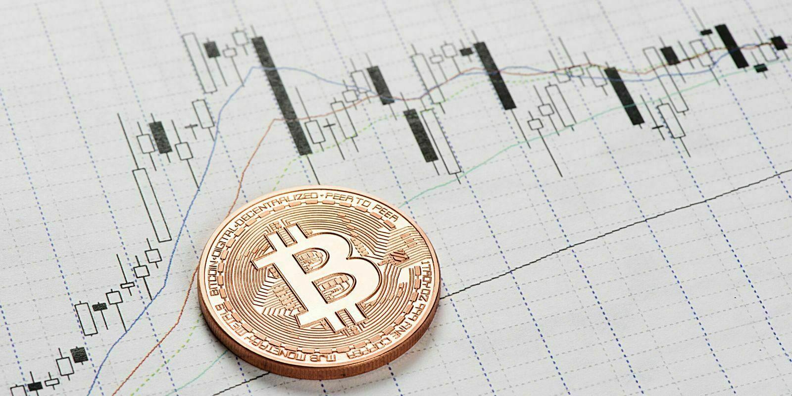 Le Bitcoin continue de stagner autour des 10 000$