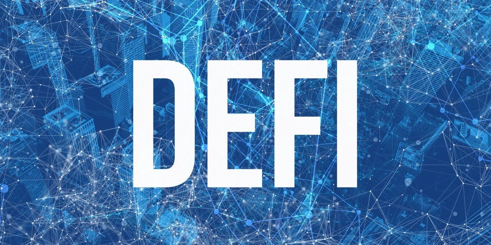 Le market cap de la DeFi a doublé en deux mois