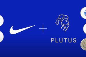Nike s'associe à Plutus, une startup offrant du cashback en cryptomonnaies