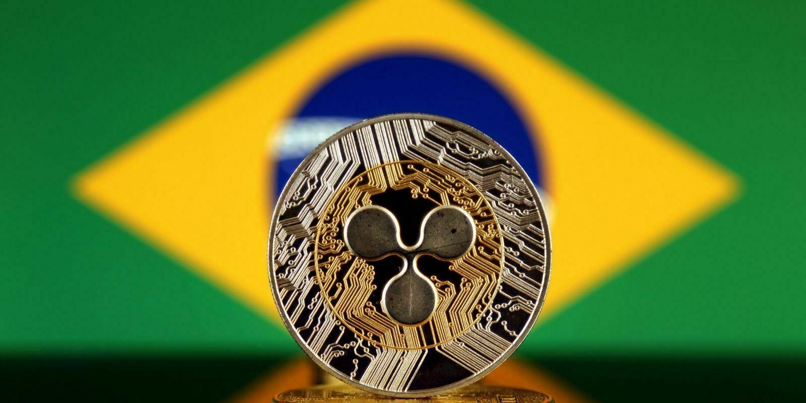 Ripple : Brad Garlinghouse s'entretient avec la Banque centrale du Brésil