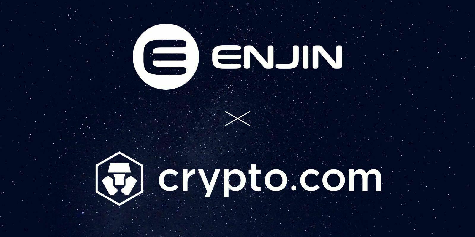 The Syndicate : Crypto.com organise une vente d'Enjin (ENJ) à moitié prix