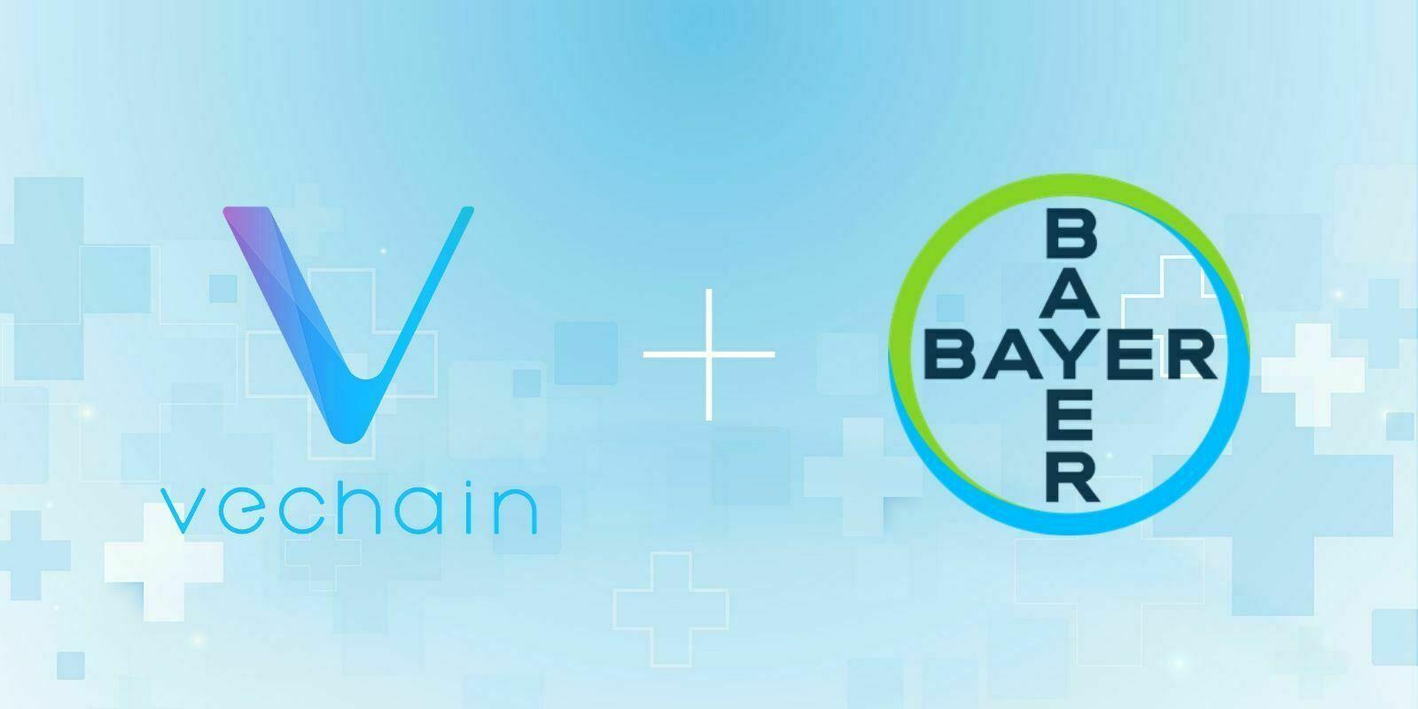 VeChain développe une plateforme de traçabilité des médicaments pour Bayer
