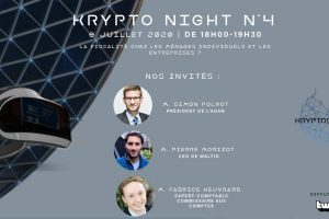 La fiscalité sur le devant de la scène (virtuelle) avec KryptoNight #4