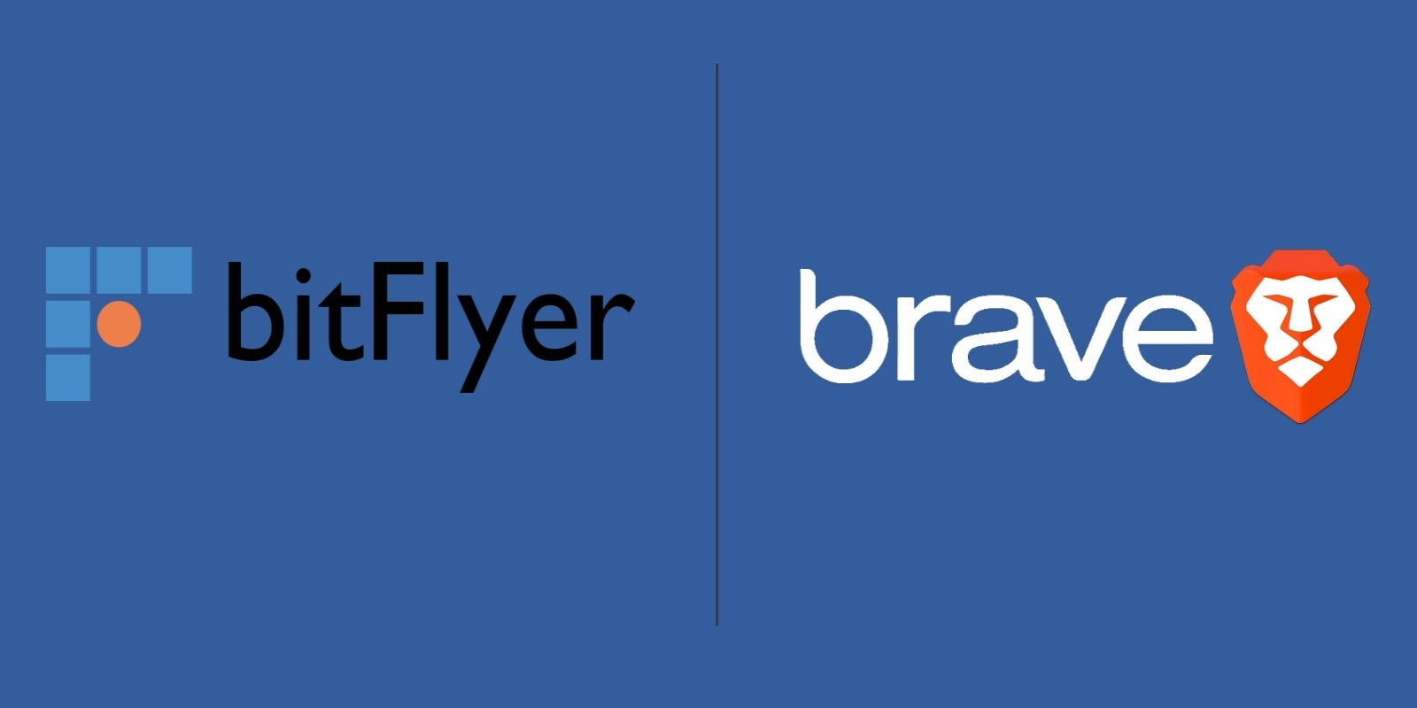 L'exchange BitFlyer signe un partenariat avec Brave