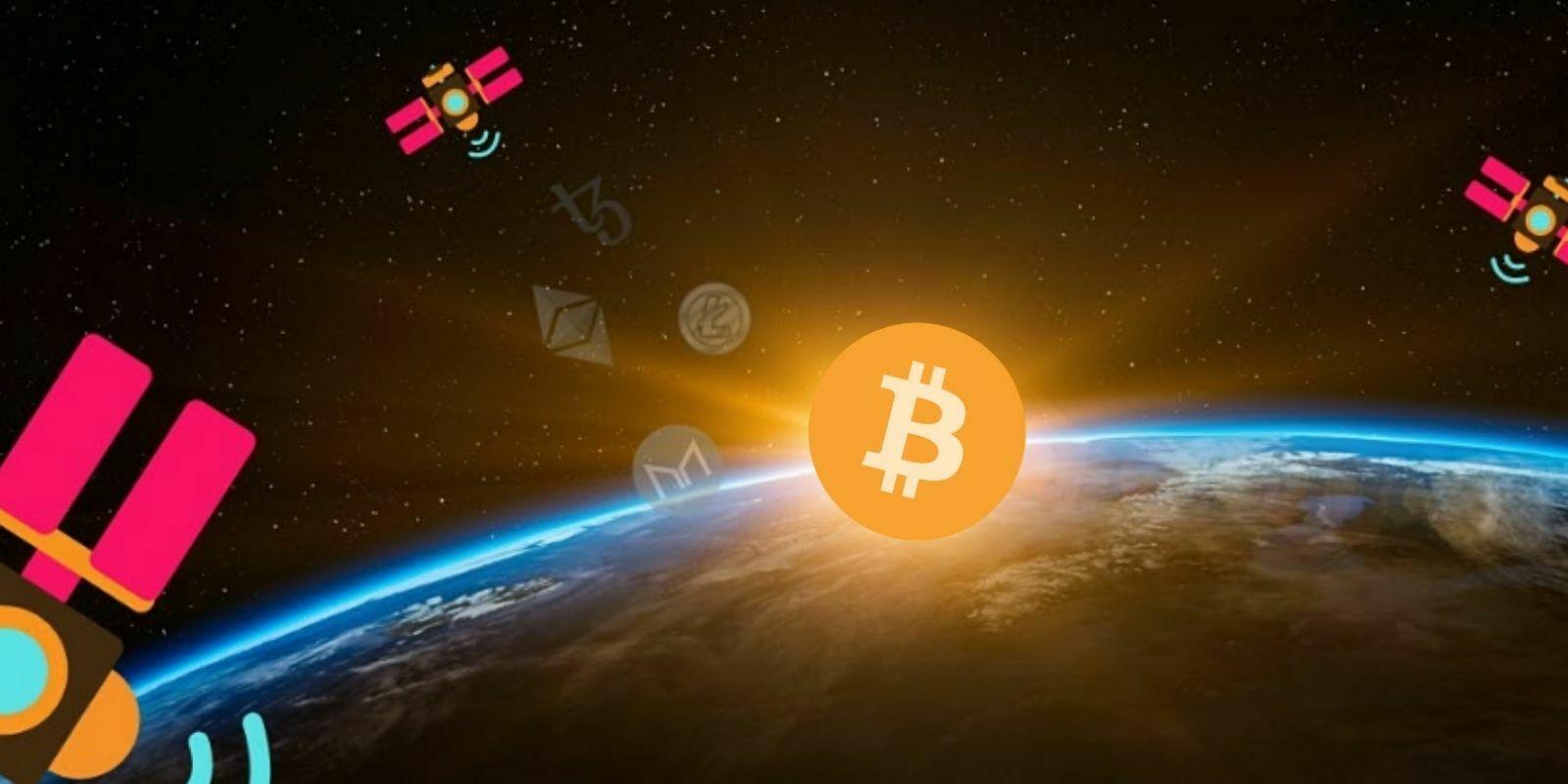 L'avenir de la blockchain est-il dans l'espace ?