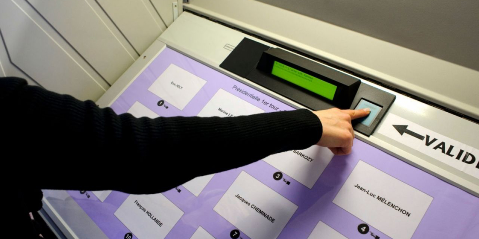blockchain vote électronique