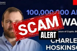 Cardano : alors que le prix flambe, Charles Hoskinson alerte sur un scam