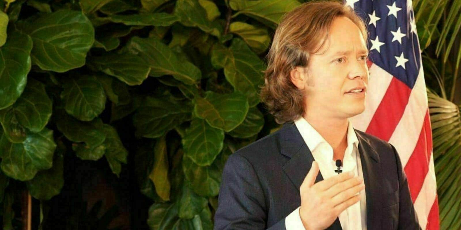 Un célèbre entrepreneur blockchain est candidat à la présidence des États-Unis