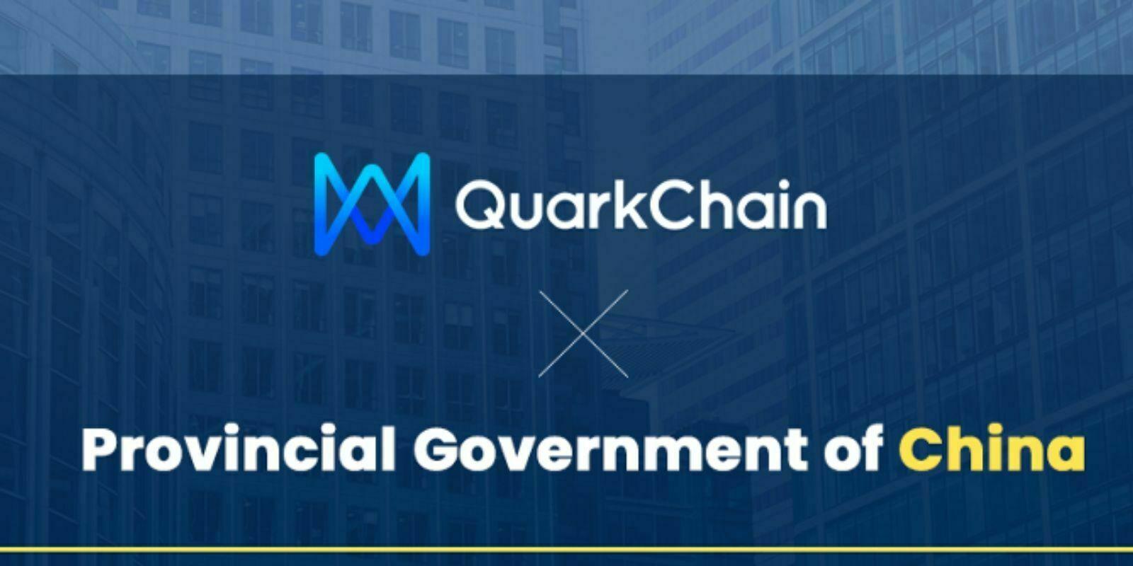 La Chine collabore avec Quarkchain pour tracer ses ressources minérales
