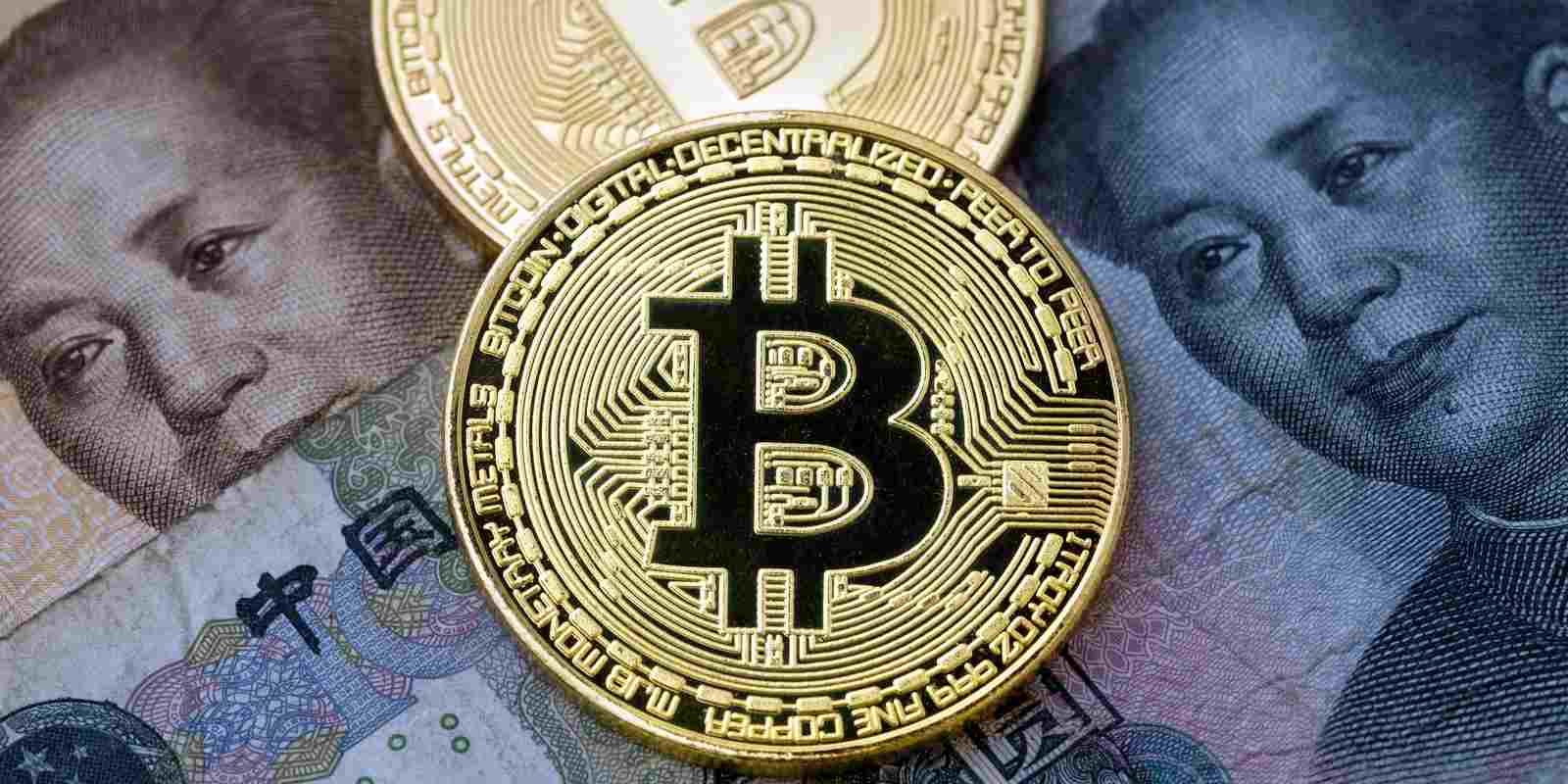L'État chinois durcit le ton face aux traders OTC de crypto-monnaies
