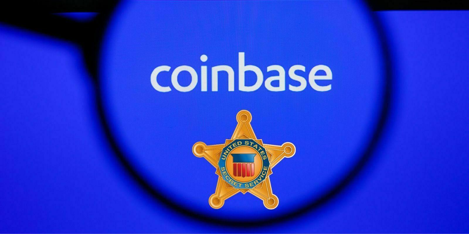 Coinbase fournit son logiciel d'analyse des blockchains au Secret Service américain