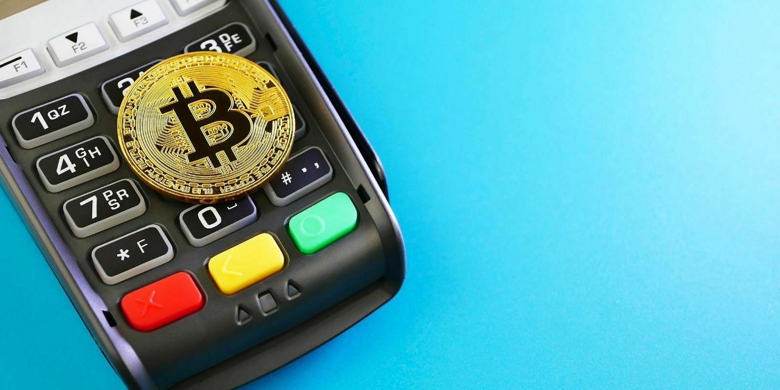 Comment accepter du bitcoin sur un terminal de paiement ?